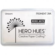 Encre Hero Arts Licorne Blanche Opaque