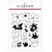 Étampe Altenew Hibiscus Bouquet