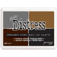 Tim Holtz Archival Ink Distress Mixed Media Palette