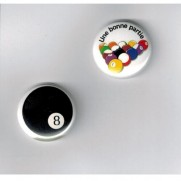 Herazz Badges Billard
