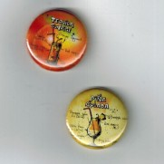 Herazz Badges Drinks Exotiques