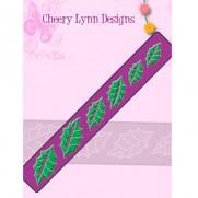 Cheery Lynn Découpe Feuilles de Houx