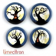 Limecitron Badges Arbres Maléfiques