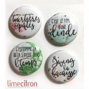 Limecitron Badges Swing la Bacaisse