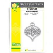 Birch Press Dies Boules de Noël Stewart