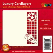 Card Layer Soccer Ivoire