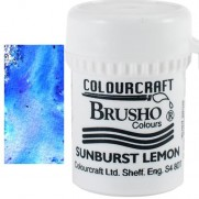 Brusho Crystal Colour Bleu ost.