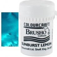 Brusho Crystal Colour Turquoise