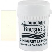 Brusho Crystal Colour Blanc