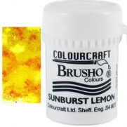 Brusho Crystal Colour Jaune