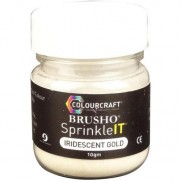 Brusho SprinkleIT Or Irisé