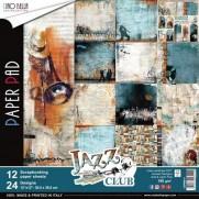 """Ciao Bella Pad 12""""X12"""" Jazz Club"""