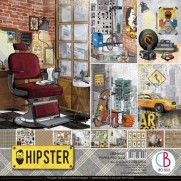 """Ciao Bella Pad 12""""X12"""" Hipster"""