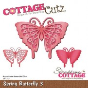 CottageCutz Die Papillons printaniers