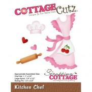 CottageCutz Die Chef Cuisinière