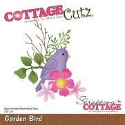 CottageCutz Die Oiseau du Jardin
