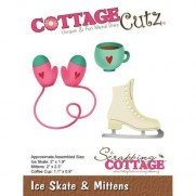 CottageCutz Die Patins & Mitaines