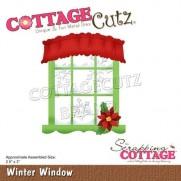 CottageCutz Die Fenêtre en hiver