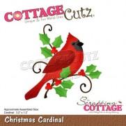 CottageCutz Die Cardinal de Noël