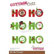 CottageCutz Die HO HO