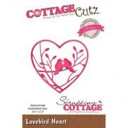 CottageCutz Elites Die Inséparables dans un Coeur