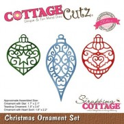 CottageCutz Elites Die Ornement De Noël