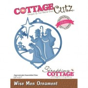CottageCutz Elites Die Ornement Rois Mages