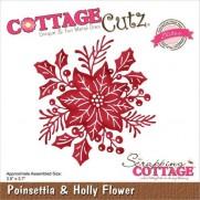 CottageCutz Elites Die Poinsettia