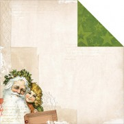 Bo Bunny Papier Christmas Collage Yuletide