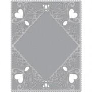Spellbinders Embossage & Découpe Diamond Lace