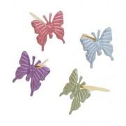 Creative Impressions Brads Papillons