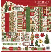 "PhotoPlay Pad 12""X12"" Christmas Memories"