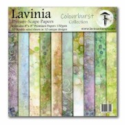 "Lavivia Ensemble 8"" x 8"" Colourburst"