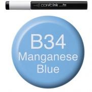 Manganese Blue - B34 - 12ml