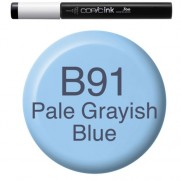 Pale Grayish Blue - B91 - 12ml