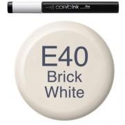Brick White - E40- 12ml