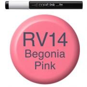 Begonia Pink - RV14 - 12ml