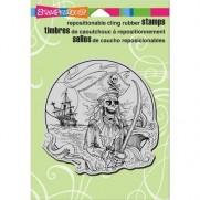 Étampe Stampendous Crique du Pirate
