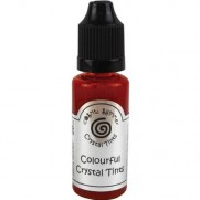 Cosmic Shimmer Crystal Tint Orange garnet