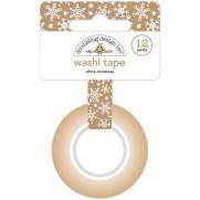 Doodlebug Washi Tape Noël Blanc