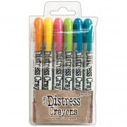 Ensemble de Crayons Distress No. 1