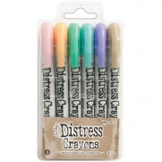 Ensemble de Crayons Distress No. 5