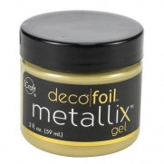 Deco Foil Metallix Gel Pure Gold