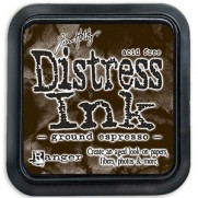 Distress Ink Ground Espresso