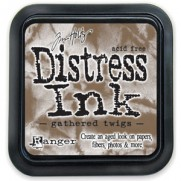 Distress Ink Gathered Twigs