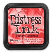 Distress Ink Festive Berries