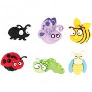 Boutons Bug Eyed