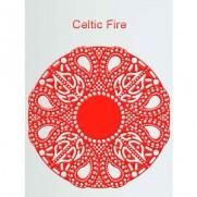Cheery Lynn Doily Celtic Fire