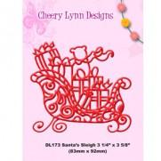 Cheery Lynn Santa's Sleigh