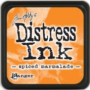 Mini Distress Ink Spiced Marmalade